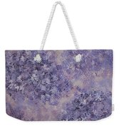 Hydrangea Blossom Abstract 2 Weekender Tote Bag