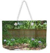 Hydrangea Bushes Weekender Tote Bag