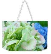 Hydrangea Flowers Art Prints Floral Gardens Gliclee Baslee Troutman Weekender Tote Bag