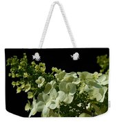 Hydrangea Formal Study Landscape Weekender Tote Bag