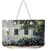 Hydrangea Heaven Weekender Tote Bag