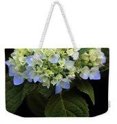Hydrangea In Bloom Weekender Tote Bag