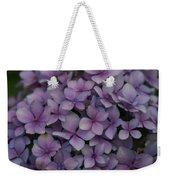 Hydrangea In Lavender 1 Weekender Tote Bag
