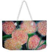 Hydrangea Inspiration Weekender Tote Bag