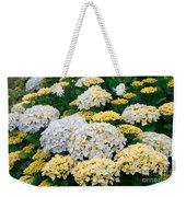 Hydrangeas Blooming Weekender Tote Bag