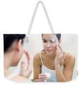 Hydrated For Skin That Is Healthier Weekender Tote Bag
