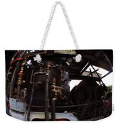 Hydraulic-mechanical Managerie Weekender Tote Bag