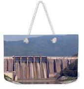 Hydroelectric Power Plants On River Weekender Tote Bag