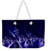 Hypnotique Blue Weekender Tote Bag