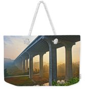 I-80 In Cuyahoga Valley National Park Weekender Tote Bag