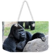 I Always Feel Someone Watching Weekender Tote Bag
