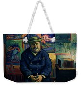 I Am Afraid You Will Never Deliver That Letter To Theo Van Gogh Weekender Tote Bag