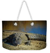I Am Gator, No. 60 Weekender Tote Bag