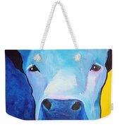 I Am So Blue Weekender Tote Bag