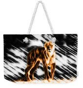 I Am The Lioness Weekender Tote Bag