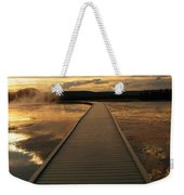 I Am With You Weekender Tote Bag