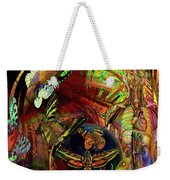 I Am Women  Weekender Tote Bag by Joseph Mosley