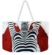 I Believe I Can Fly Weekender Tote Bag