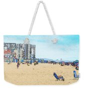 I Can See The Towers From Here Weekender Tote Bag