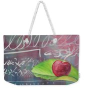 I Cannot Tell A Lie Weekender Tote Bag