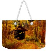 I Double Dog Dare Ya Weekender Tote Bag