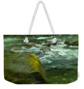 I Dreamed Of The River Weekender Tote Bag