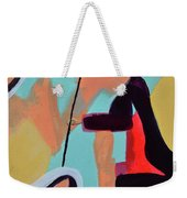 I Feel Like A Circus Weekender Tote Bag