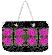 I Give To You A World Of Flowers Weekender Tote Bag