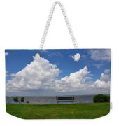 I Have Been Sitting There Many Times Weekender Tote Bag
