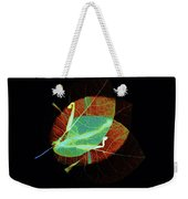 I Have Many Faces Number Four Weekender Tote Bag