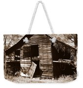 I Have Seen Better Days Psalm 147 3 Sepia Weekender Tote Bag