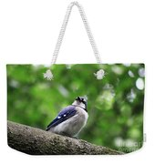 I Hear Something Weekender Tote Bag