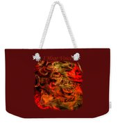 I Hear Voices Weekender Tote Bag