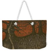 I In Night Think About You Weekender Tote Bag