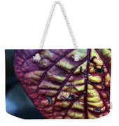 I Leaf You Weekender Tote Bag