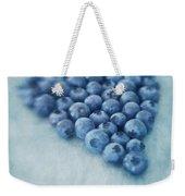 I Love Blueberries Weekender Tote Bag