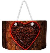 I Love Coffee 4 Weekender Tote Bag