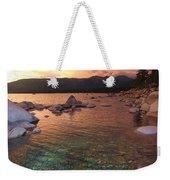 I Love Lake Tahoe Weekender Tote Bag