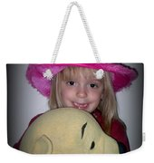 I Love Pooh Bear Weekender Tote Bag
