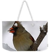 I Love Seeds Weekender Tote Bag