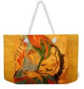 I Love You - Tile Weekender Tote Bag