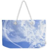 I Love You To The Clouds And Back Weekender Tote Bag