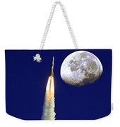 I Need My Space Weekender Tote Bag