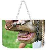 I Need To See My Dentist Weekender Tote Bag by Kaye Menner