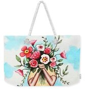 I Picked These For You Weekender Tote Bag