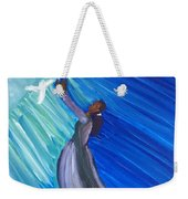 I Receive Your Holy Spirit  Weekender Tote Bag