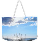 I Sat And Watched The Sun Go Down Weekender Tote Bag