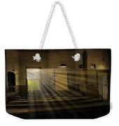 I Saw The Light Weekender Tote Bag