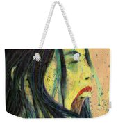 I Scream For You Liv Tyler Weekender Tote Bag