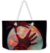 I See Travel In Your Future Weekender Tote Bag